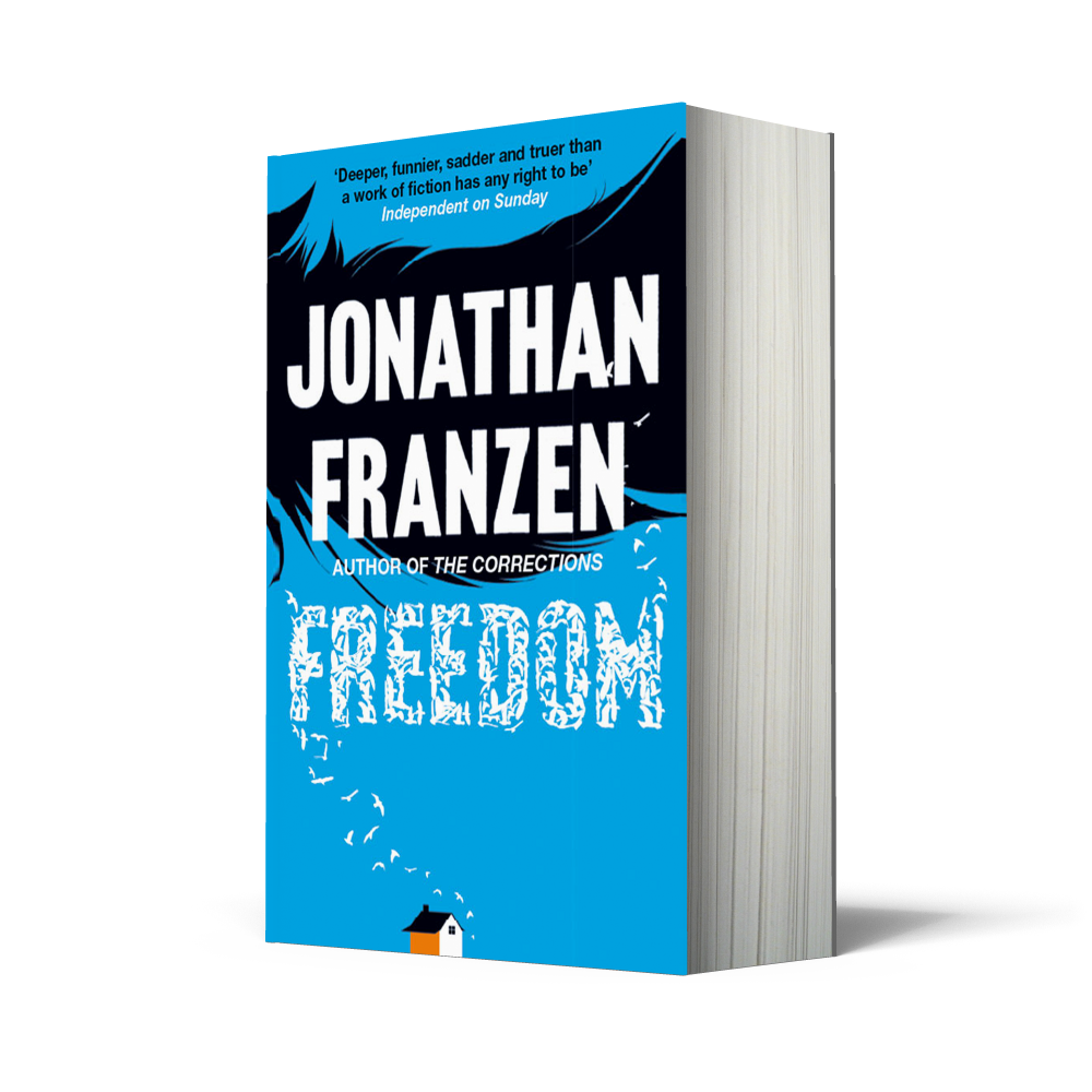 Freedom packshot blue
