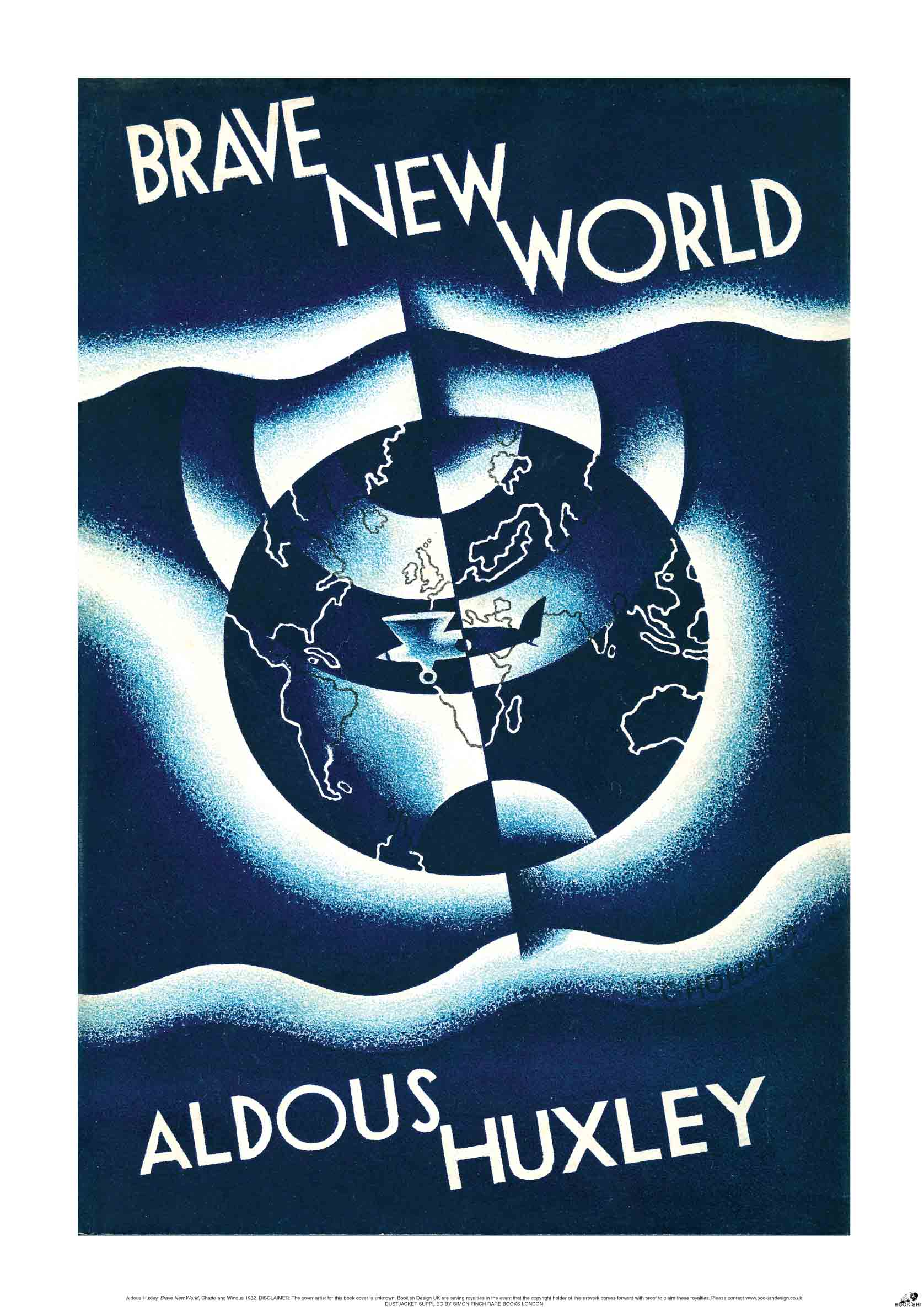 4th estate brave new world book cover