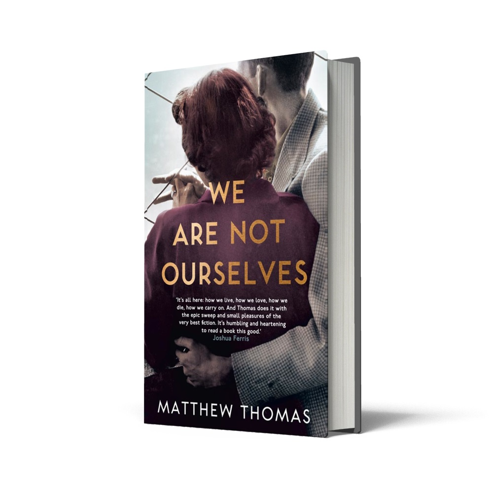 ... Matthew Thomas paints a sprawling, profoundly sympathetic portrait of a  family coping with slow-burning tragedy. We Are Not Ourselves is a grand ...