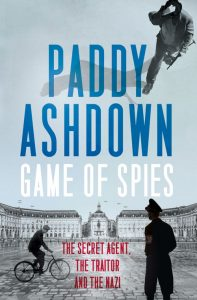 Game of Spies Paddy Ashdown
