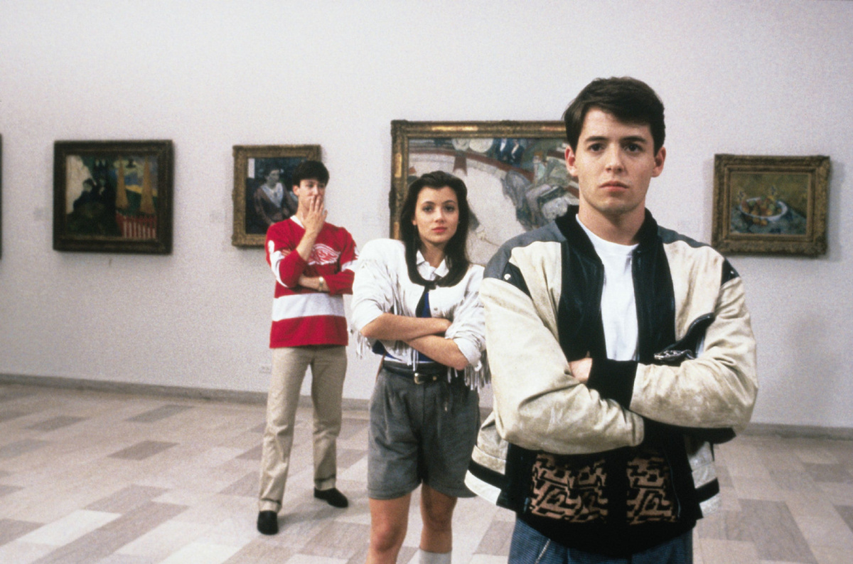 ferris bueller's day off - chicago museum