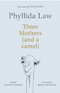 Hay Festival: Phyllida Law discusses 'Three Mothers and a Camel'