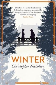Christopher Nicholson talks about 'Winter'