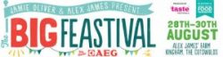 Big Feastival: Anna Jones demo and book signing, The Cotswolds